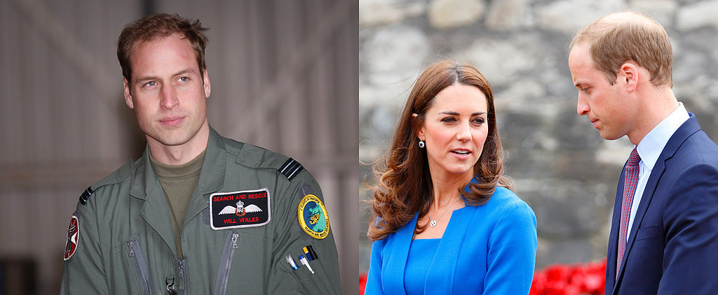 How William's New Job Will Affect Kate, George, and the Royal Family