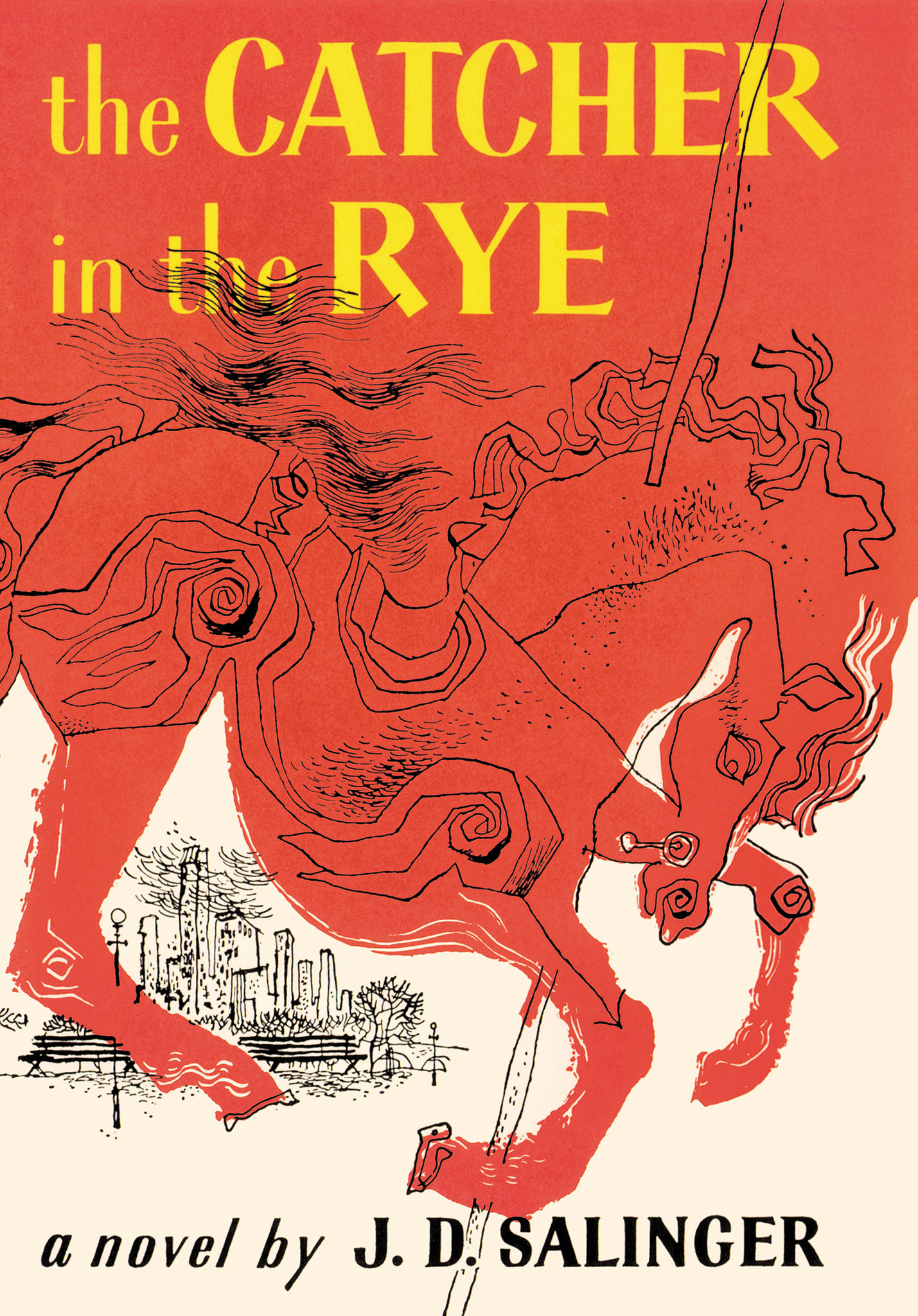 Catcher in the Rye: my thoughts.
