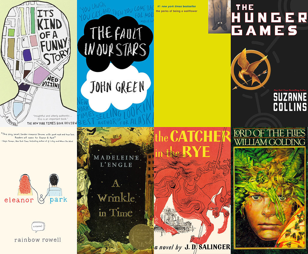 Best Book Covers Ya : The best ya books popsugar entertainment