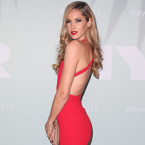 Celebrity Red Carpet Dresses and Fashion in August 2014