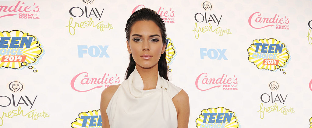 Do You Like Kendall Jenner's Kim-esque Look?