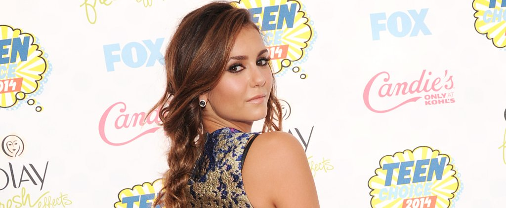 Nina Dobrev Brings Her Sexy, Single Self to the Teen Choice Awards