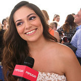 Bethany Mota Interview at the 2014 Teen Choice Awards