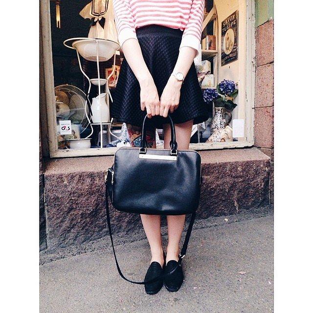 A Big-Girl Bag