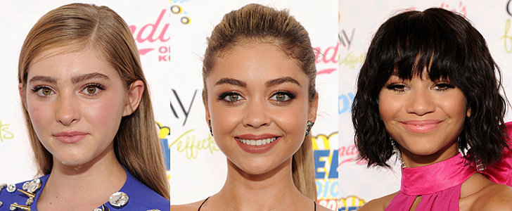 POPSUGAR Shout Out: The Best of Beauty at the Teen Choice Awards