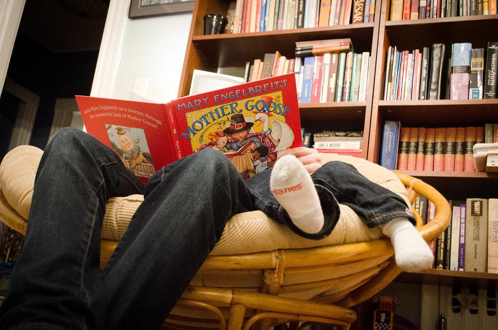 Read Stories Aloud
