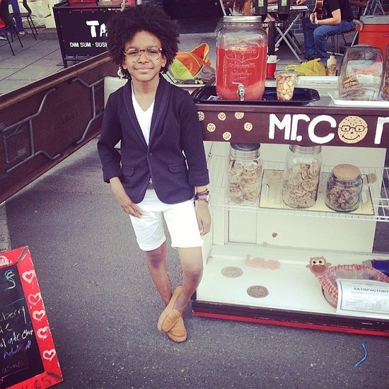 This Fashion-Forward 9-Year-Old Is Building His Empire 1 Cookie at a Time