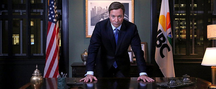 House of Cards Fans Will Love Jimmy Fallon's Underwood Impression