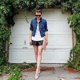 Summer Denim Jacket Styling Tips