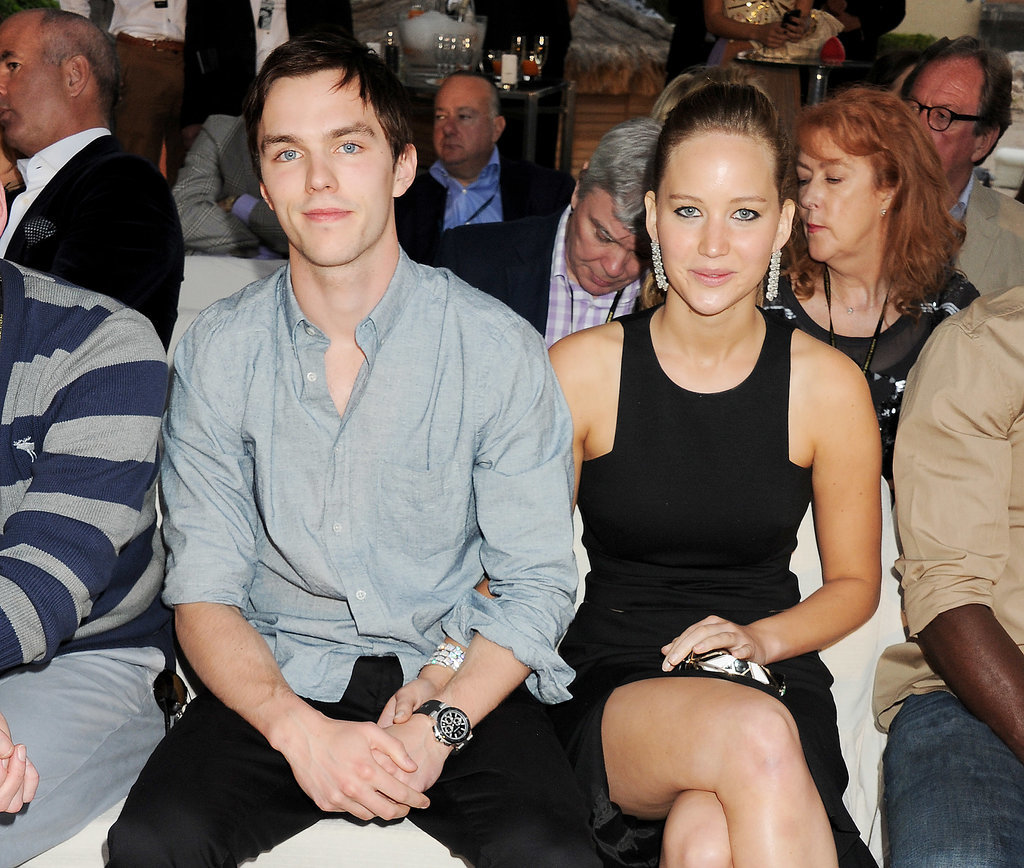When She Dated Nicholas Hoult