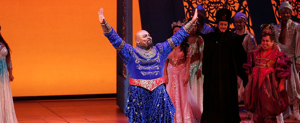 The Cast of Broadway's Aladdin Honors Robin Williams in the Perfect Way
