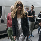 Olivia Palermo Aquazzura Collab Behind The Scenes Video