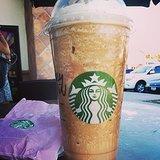 Split a Venti Frappuccino