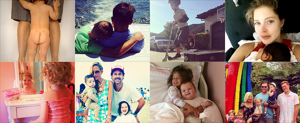 Rachel, Ivanka, Neil, and More Shared the Sweetest Snaps of Their Tots This Week!