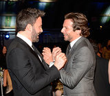 And This Total Bro-ment With Bradley Cooper