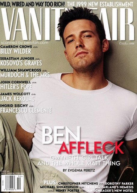When He Looked Like This on the Cover of Vanity Fair