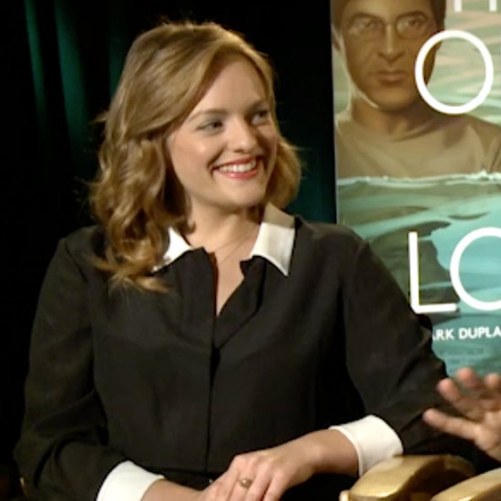 Elisabeth Moss and Mark Duplass's New Movie Was Basically Relationship Boot Camp