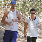 Celebrities In Workout Clothes And Gym Gear August 2014