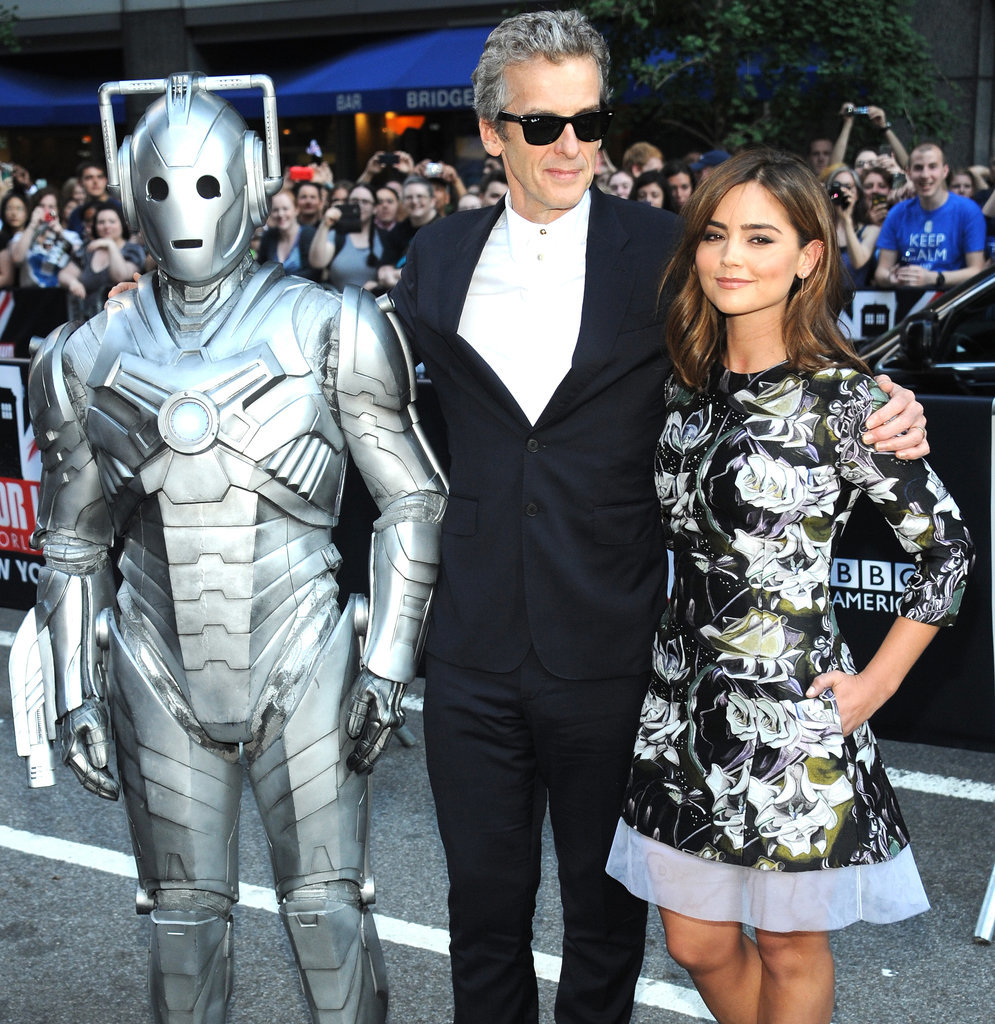 Jenna Coleman Continues to Be One of the Chicest Doctor Who Companions Ever