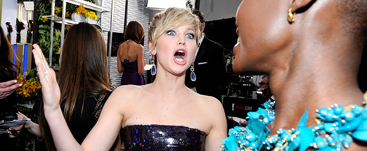 Proof That Jennifer Lawrence Is a Fangirl Just Like You