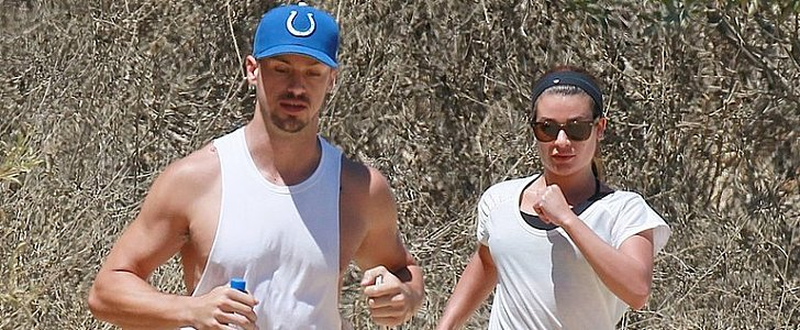 Lea Michele Just Took Hiking to Another Level