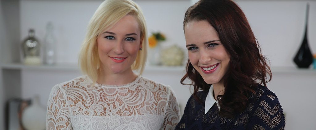 House of Cards' Rachel Brosnahan Has a Secret Method For Bonding With Onscreen Beaus