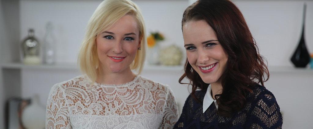 House of Cards' Rachel Brosnahan Has a Secret Method For Bonding With Onscreen Beaus