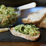 Crostini With Zucchini Pesto
