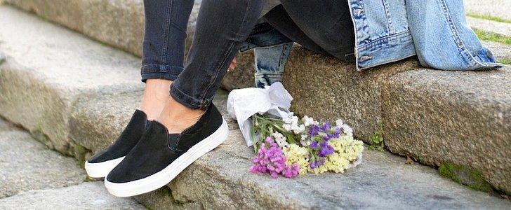 13 Slip-On Sneaker Looks to Copy