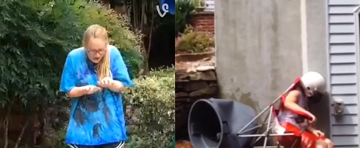 The Most Hilarious #IceBucketChallenge Fails