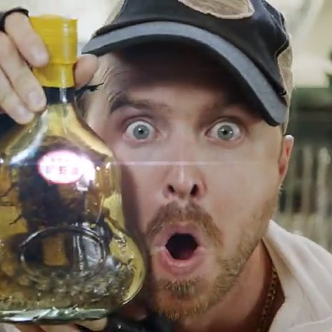 Bryan Cranston and Aaron Paul Pawn Stars Spoof Video
