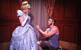 This Guy Proposed to All of the Disney Princesses at Disney World!