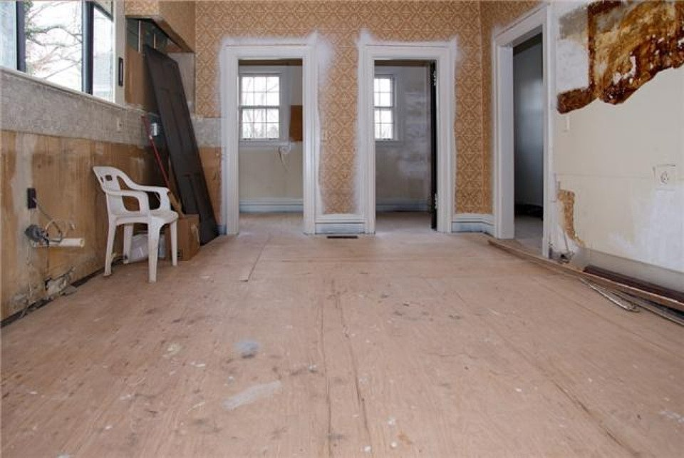 Reese has plenty of work on her hands with this room! Source: Zillow