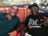 VIDEO: See a Shirtless Will Smith Perform 'Summertime' Alongside DJ Jazzy Jeff in Vegas