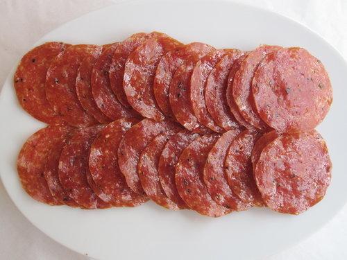 Salami Chips