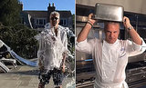 Watch BFFs Anthony Bourdain and Eric Ripert Take the Ice Bucket Challenge