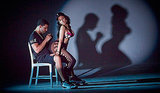 "Nicki Minaj's Gives Drake A Lap Dance In The ""Anaconda"" Video"