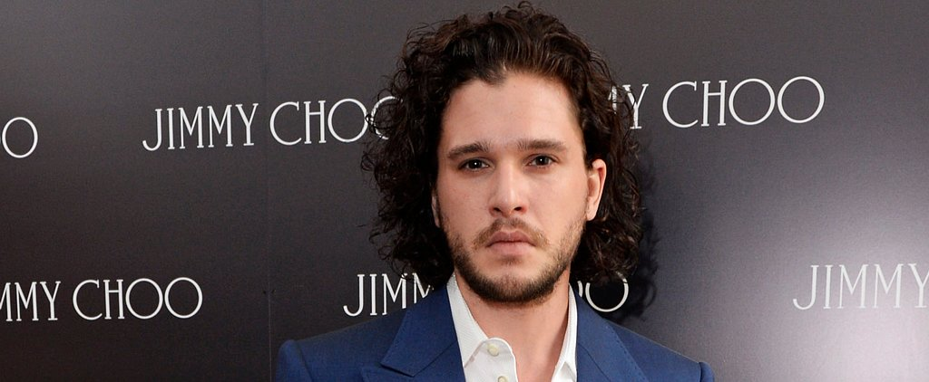 Game of Thrones' Kit Harington and 17 Other Hot Guys Who Smell Amazing