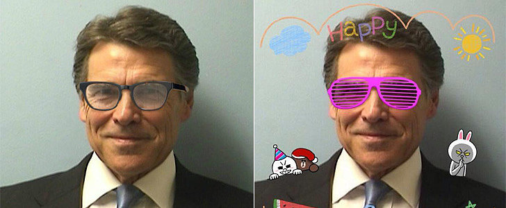 Rick Perry's Mug Shot Memes Are Just What America Needs Right Now