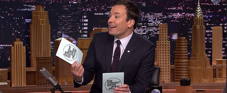 """Aw Kale No!"" Jimmy Fallon's Juice Cleanse Sounds Rough"