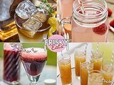 Frisky Eats: 11 Ways To Spike Your Lemonade