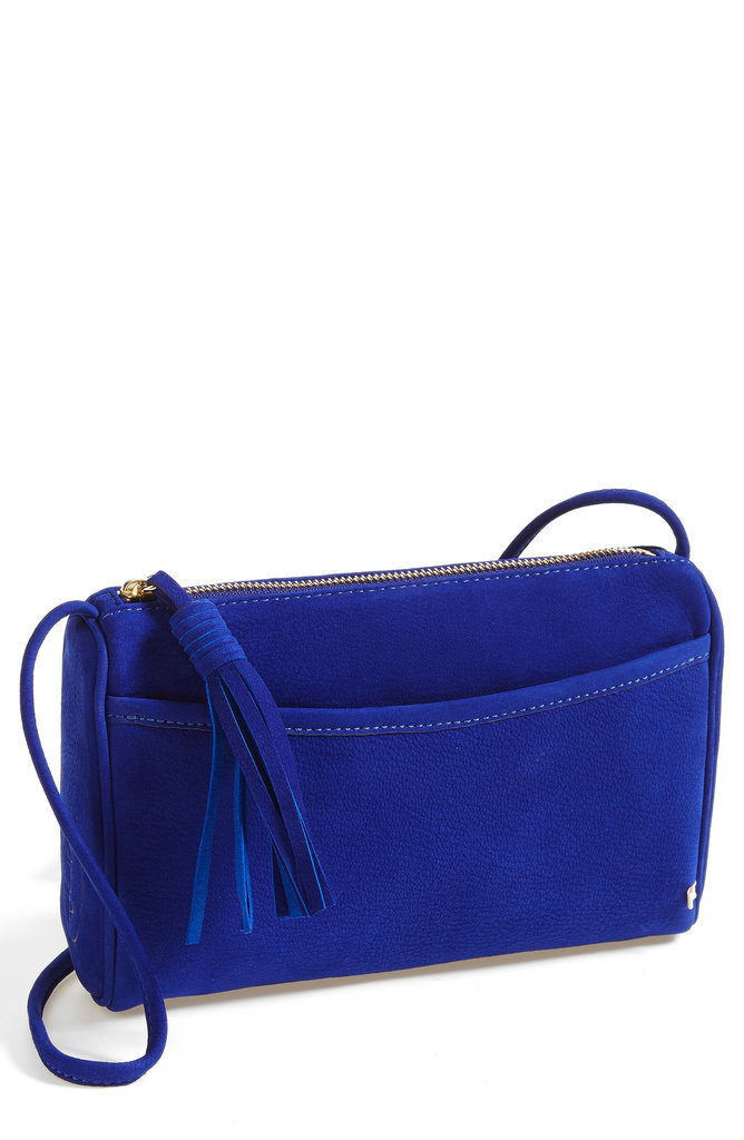 Crosstown Crossbody in Royal, $220