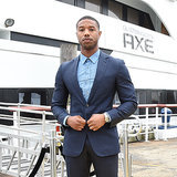 Michael B. Jordan Beauty Interview