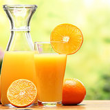 How Many Calories in Orange Juices?