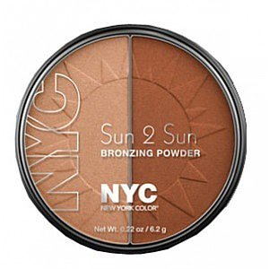NYC Sun 2 Sun Bronzing Powder
