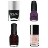 Fall Nail Polish Trends 2014