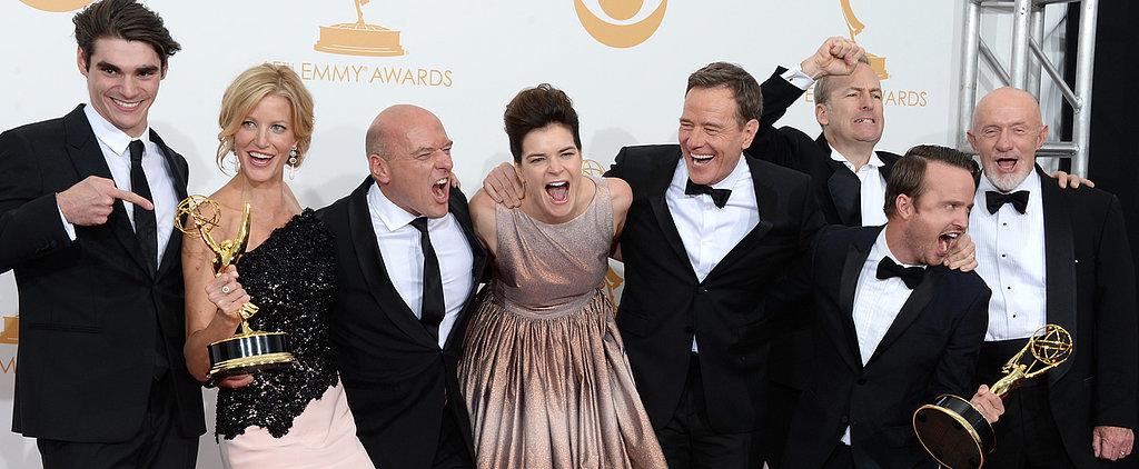 Breaking Bad's Emmys Swan Song