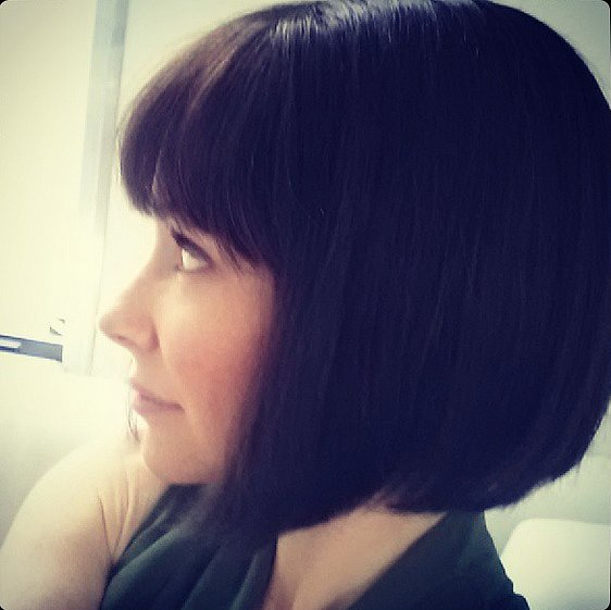 Evangeline Lilly's New Bob Is Flapper-Chic Perfection
