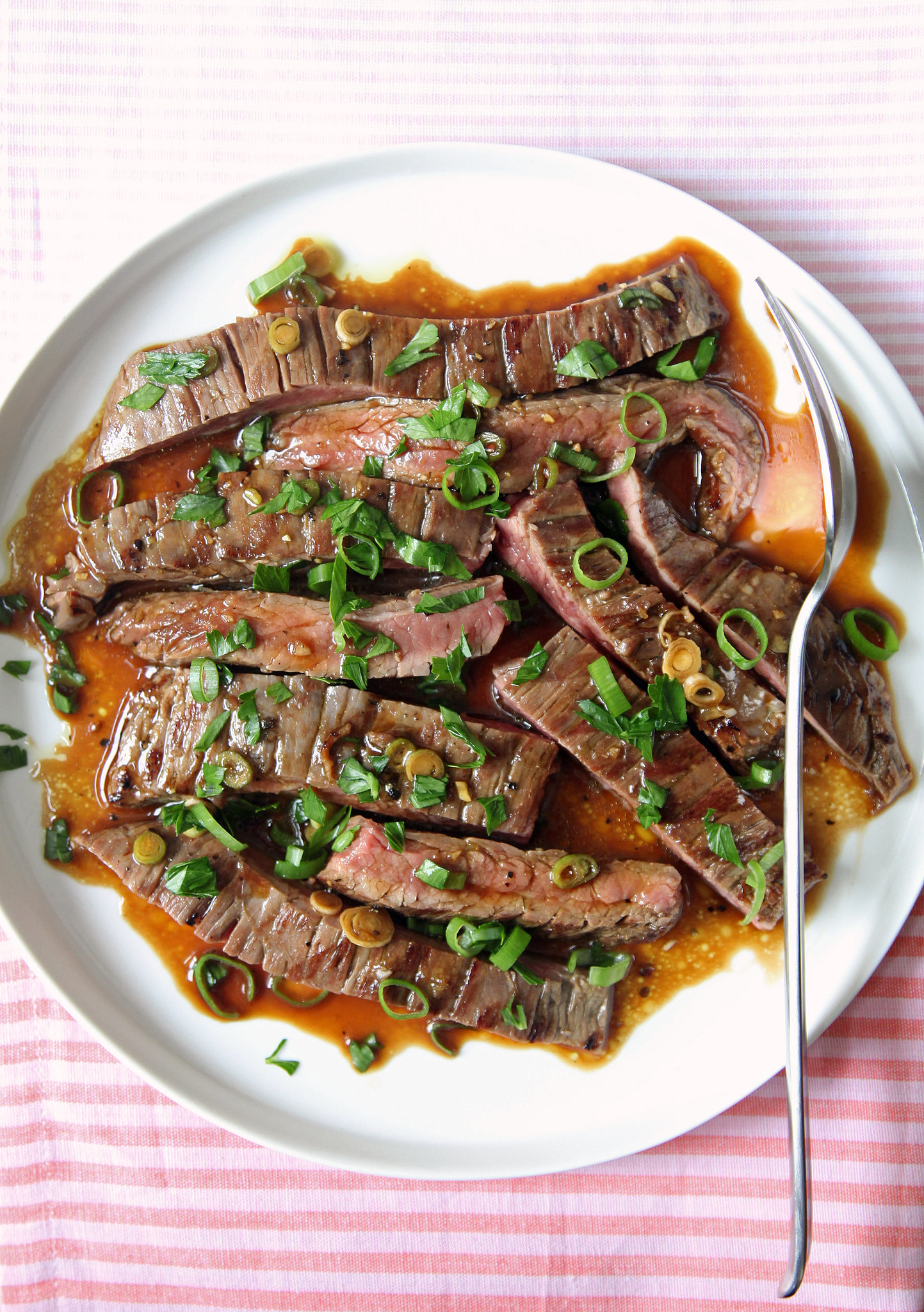 Easy Grilled Marinated Skirt Steak Recipe | POPSUGAR Food