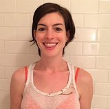 Anne Hathaway's First Instagram Is...an Ice Bucket Challenge